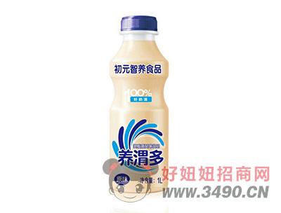 初元智养养渭多乳酸菌饮品1L
