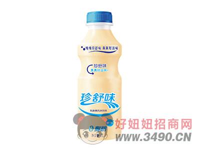 珍舒味原味乳酸菌风味饮品1L
