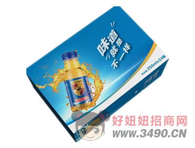 司机伯乐维生素运动饮料250mlx24瓶箱装
