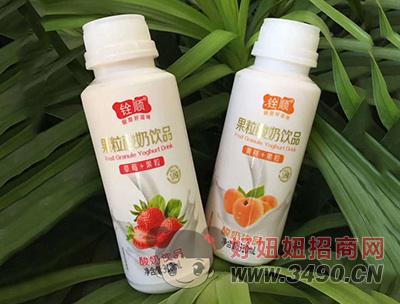 铨顺果粒酸奶饮品310ml