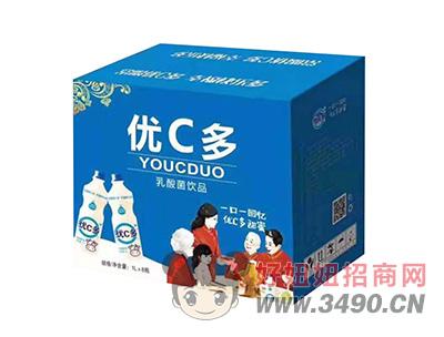 ��C多乳酸菌�品1L×8瓶