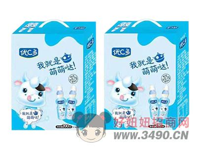 优C多乳酸菌饮品200ml×16瓶