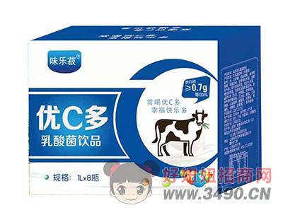 味�份��C多乳酸菌�品1L×8瓶