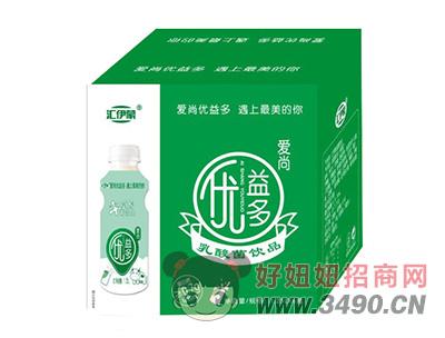 汇伊蒙爱尚优益多乳酸菌饮品1.25L×6瓶