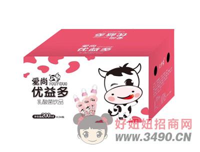 �R伊蒙�凵��益多乳酸菌�品200ml×24瓶箱�b