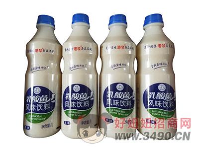 港琴原味乳酸菌风味饮料1L