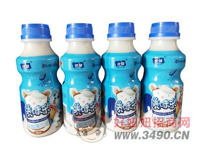 庆耀养味乐乳酸菌饮品340ml