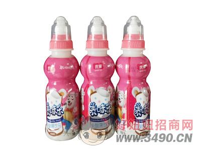 庆耀养味乐乳酸菌200ml
