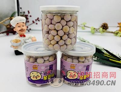 ��德康紫薯味奶溶豆瓶�b�Q重