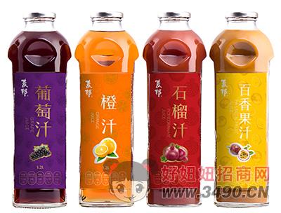 麦邦果汁饮料1.2L类型一