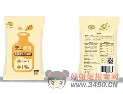 乳泰芝士酸奶希腊酪香味风味发酵乳150g