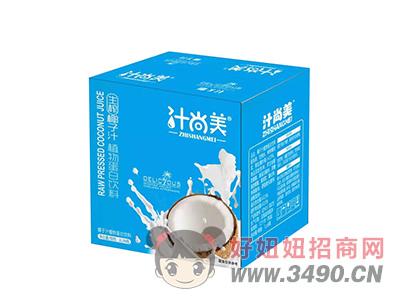汁尚美植物蛋白饮料1L×6瓶