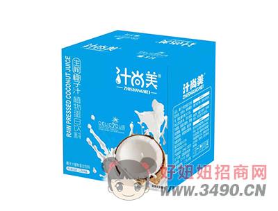 汁尚美椰子植物蛋白�料1.25L×6瓶