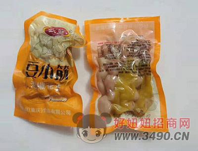 农庭豆小筋泡椒花生