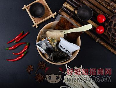 北京食烩人金针菇酸辣粉展示