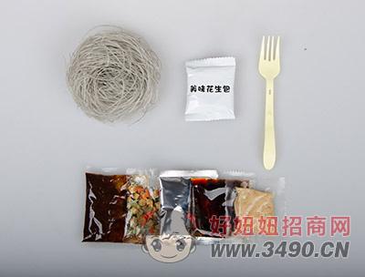 北京食�Z人金�菇酸辣粉�{料包
