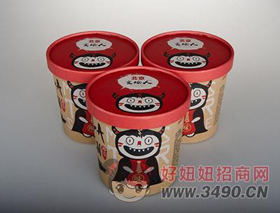 北京食烩人金针菇酸辣粉