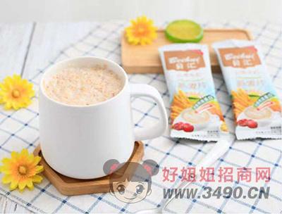 贝汇红枣牛奶燕麦片