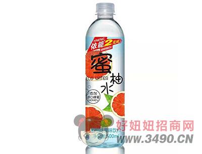 依能蜜柚水500ml