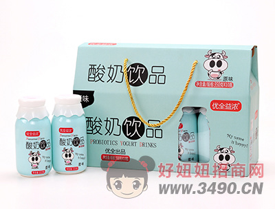 优全益浓原味酸奶lehu国际app下载300g×10瓶
