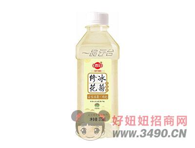 修花冰菊枸杞植物饮料375ml