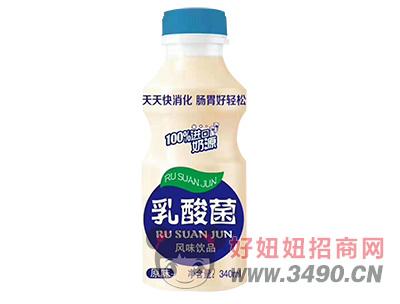 乳酸菌风味lehu国际app下载原味340ml