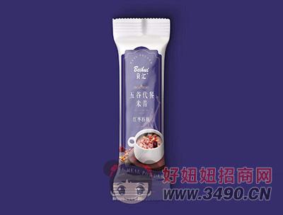 贝汇红枣核桃五谷代餐米昔30g