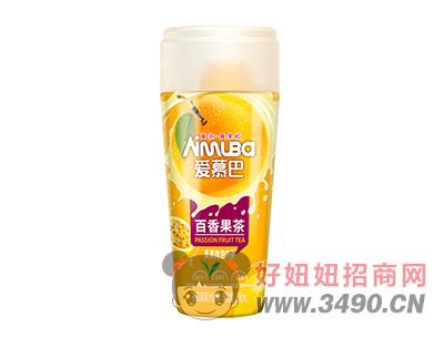 爱慕巴百香果茶风味果汁饮料380ml