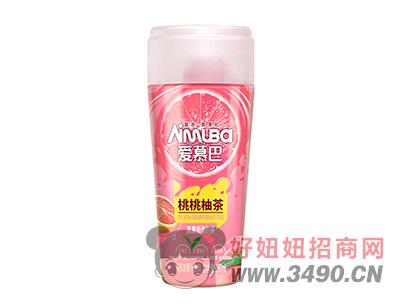 爱慕巴桃桃柚茶茶风味果汁饮料380ml
