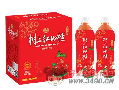 树上红山楂1Lx6瓶