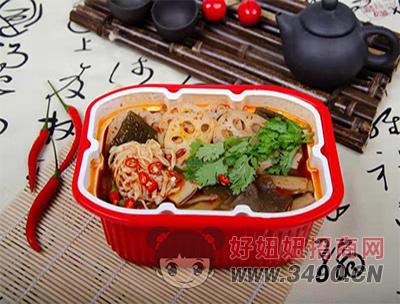 北京食烩人麻辣自热小火锅