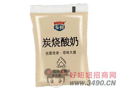 炭烧酸奶×180g