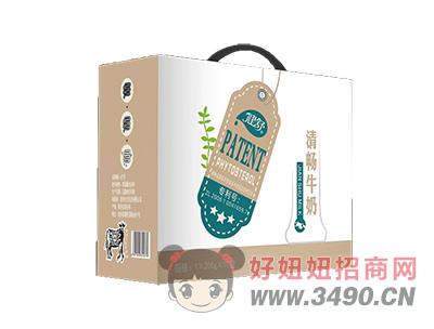 健舒清肠牛奶200g×10盒