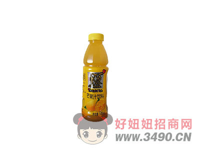 �s屋芒果果汁�料500毫升