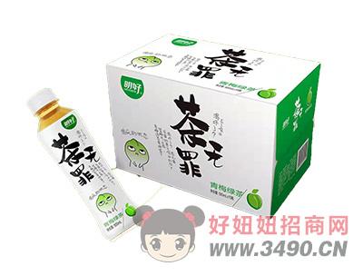 茶无罪青梅绿茶500ml×15瓶