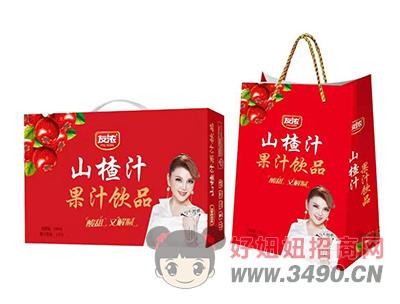 友浓山楂汁lehu国际app下载240ml礼盒