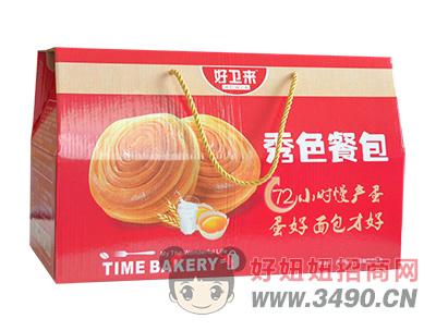 手撕面包1kg糕点礼盒