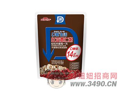 D糖红豆薏仁粥