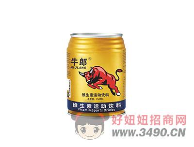 牛郎功能饮料×250ML