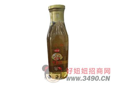 流年语苹果汁1L