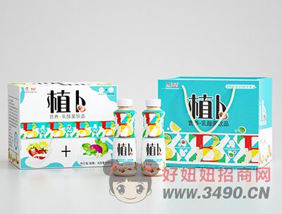 植卜乳酸菌lehu国际app下载箱装420mlx12瓶
