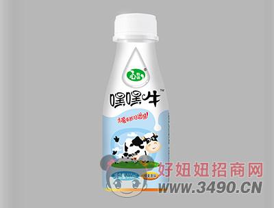 心牧语风味饮品椰果原味310ml