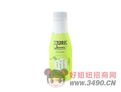 艾拉味优乳酸菌苹果味330ml