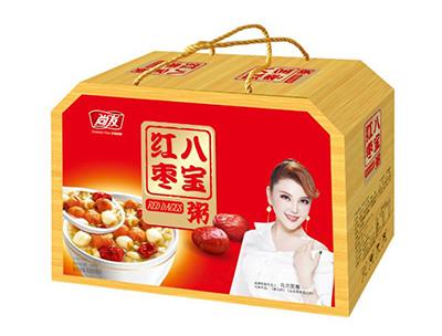 尚友红枣八宝粥礼盒装