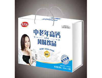 中老年高�}�L味�品250mlX12盒�Y盒�b