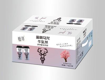 植沐蜜桃�觚�牛乳茶箱�b