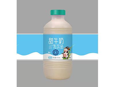 甜牛奶乳饮品450ml