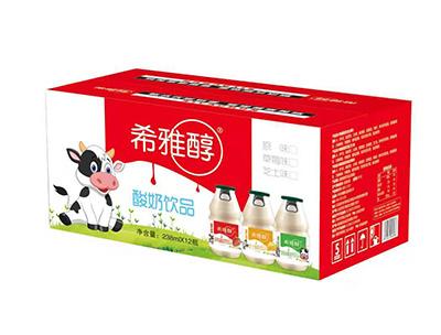 希雅醇酸奶饮品