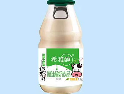 希雅醇原味酸奶