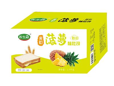 �B生冠�A心菠�}味吐司1.5kg